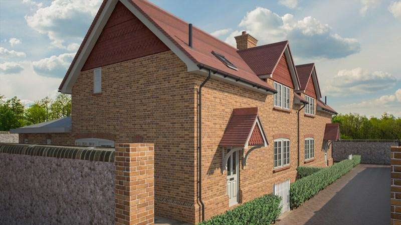2 Bedrooms Semi Detached House for sale in South Street, Ditchling, Hassocks