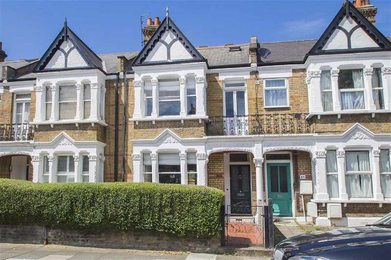 5 Bedrooms Terraced House for sale in Woodhurst Road, London