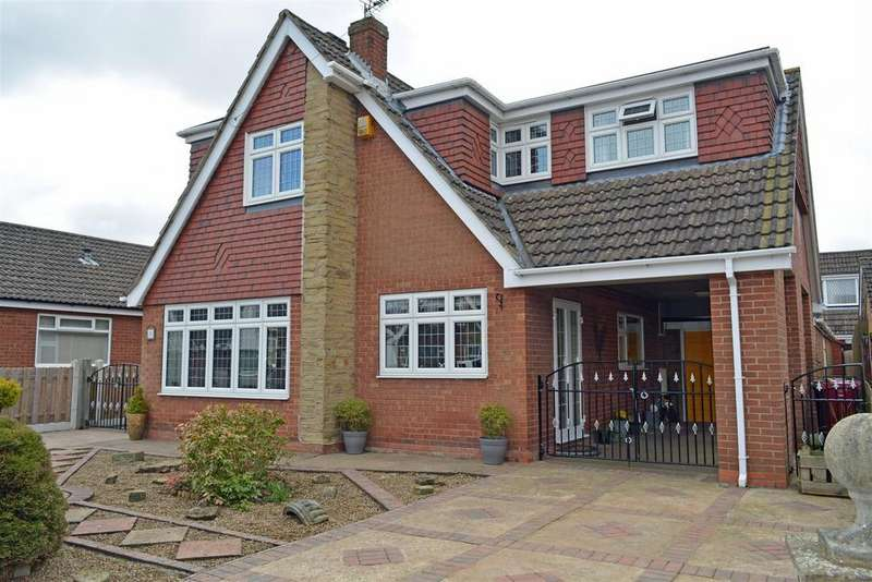 4 Bedrooms Detached House for sale in Norfolk Avenue, Burton-Upon-Stather, Scunthorpe