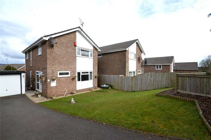 4 Bedrooms Detached House for sale in Hawfinch Close, Pentwyn, Cardiff, CF23