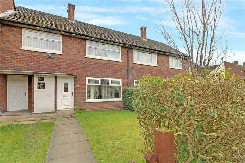 3 Bedrooms Terraced House for sale in Brindley Avenue, Winsford, Cheshire