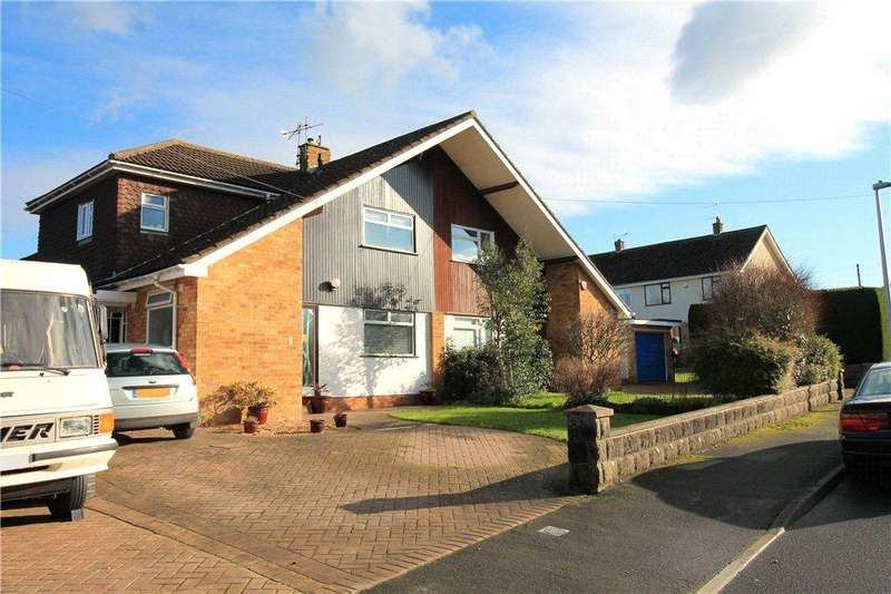 4 Bedrooms Semi Detached House for sale in Easton In Gordano, North Somerset, BS20