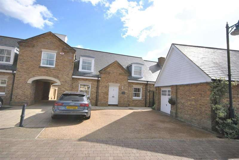 4 Bedrooms Link Detached House for sale in Orchid Close, The Paddocks, Goffs Oak