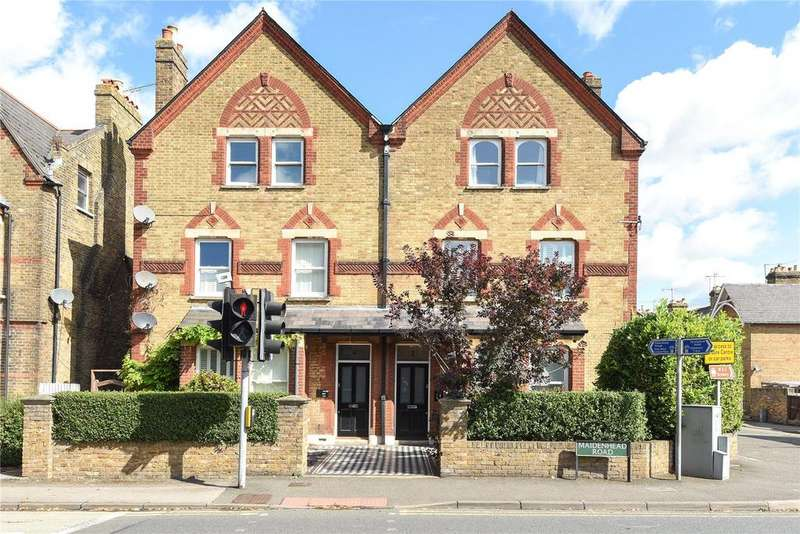 2 Bedrooms Apartment Flat for sale in Maidenhead Road, Windsor, Berkshire, SL4