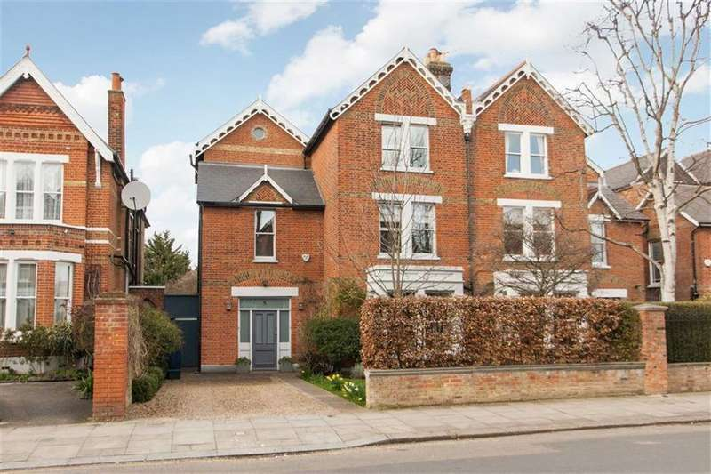 6 Bedrooms Semi Detached House for sale in Shaa Road, London