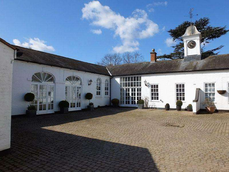 4 Bedrooms House for sale in 'Clock House', The Courtyard, Hints