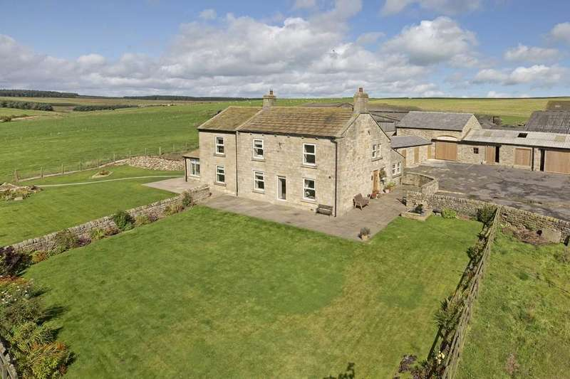 5 Bedrooms Detached House for sale in Stainburn, Near Harrogate