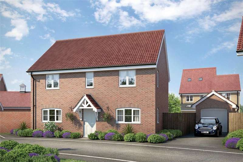 4 Bedrooms Detached House for sale in Fornham Place, Marham Park, Tut Hill, Bury St Edmunds, Suffolk, IP28