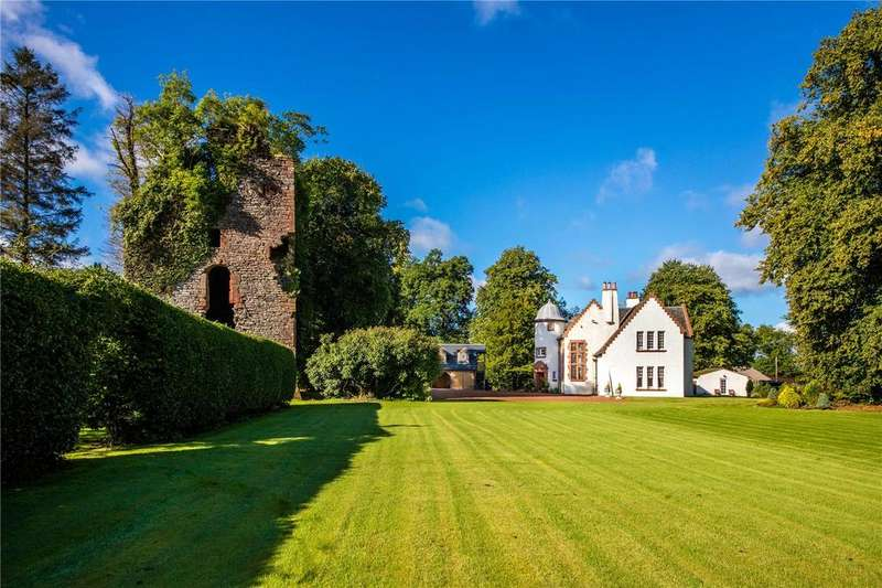 5 Bedrooms Detached House for sale in Kilmaronock House, Gartocharn, G83