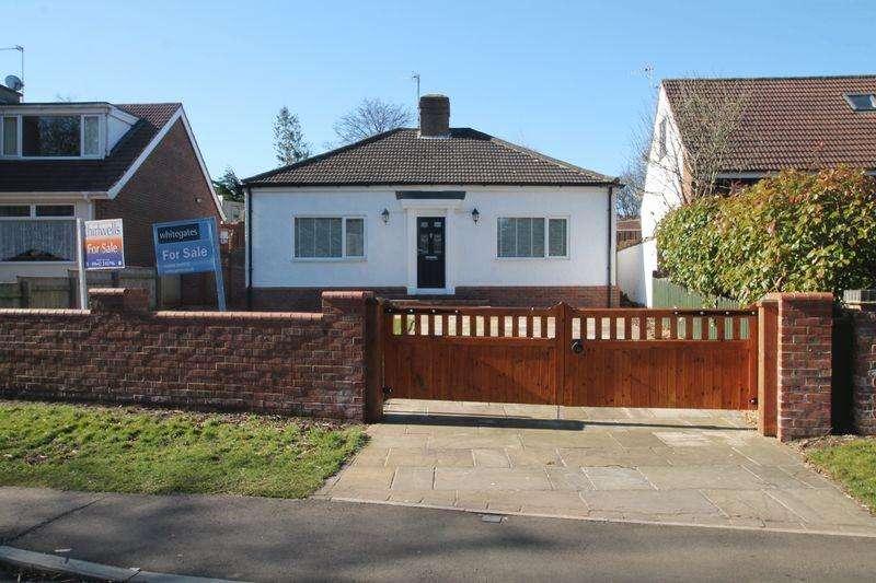 2 Bedrooms Detached Bungalow for sale in Wolviston Road, Billingham