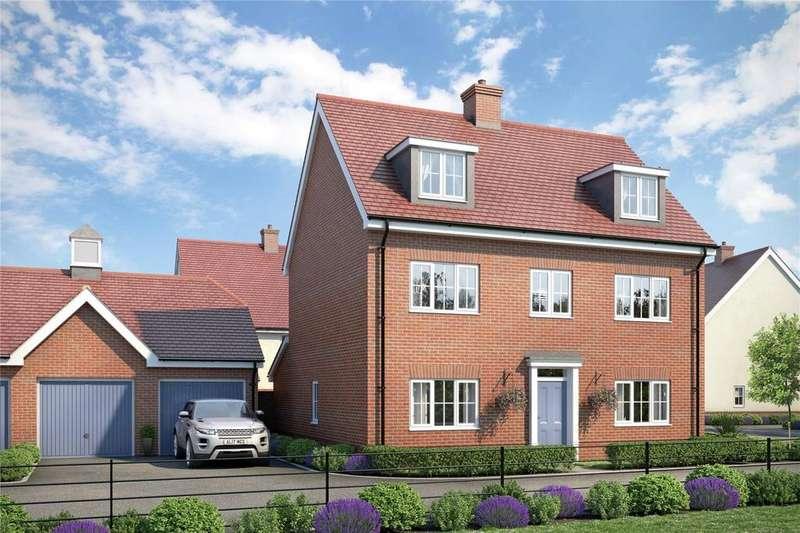 5 Bedrooms Detached House for sale in Fornham Place, Marham Park, Tut Hill, Bury St Edmunds, Suffolk, IP28
