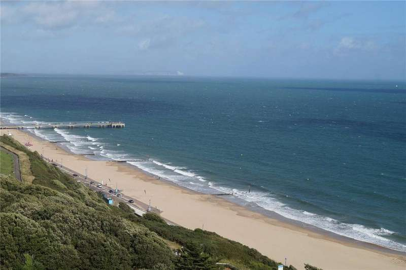 3 Bedrooms Flat for sale in Albany, Manor Road, Bournemouth, BH1