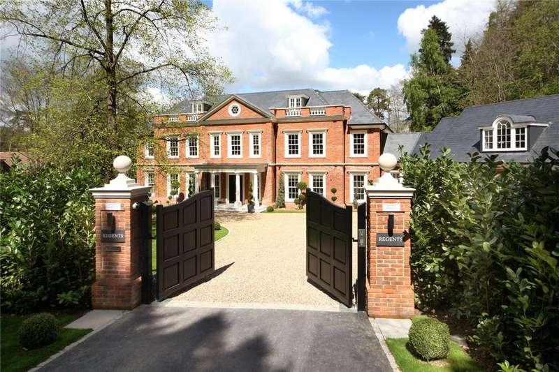6 Bedrooms Detached House for rent in Regents Walk, Ascot, Berkshire, SL5