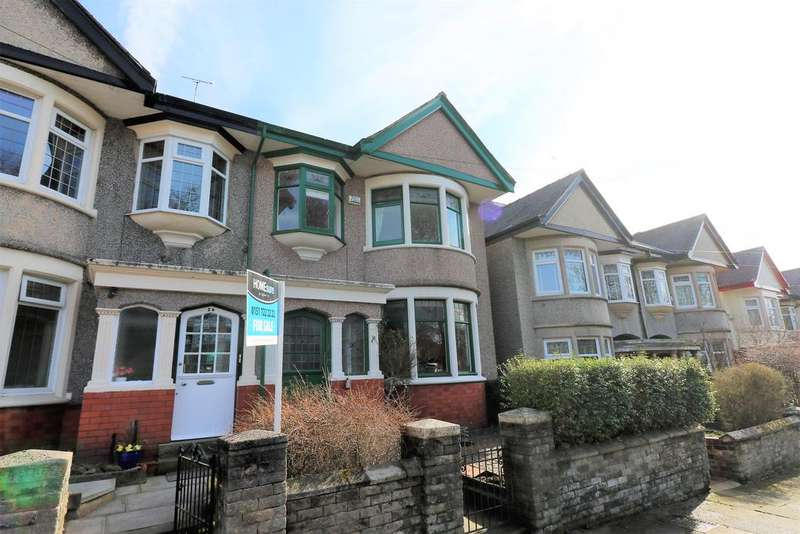 5 Bedrooms Semi Detached House for rent in Elleray Park Road, Wallasey, CH45 0LH