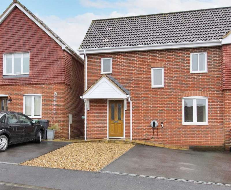 3 Bedrooms Semi Detached House for sale in Redecorated and NO ONWARD CHAIN