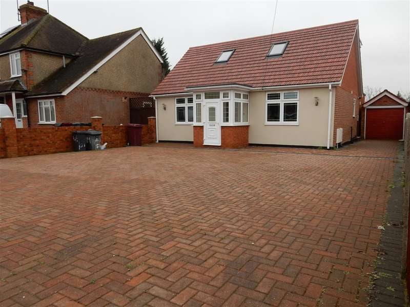 5 Bedrooms Bungalow for sale in Whitley Wood Road, Reading