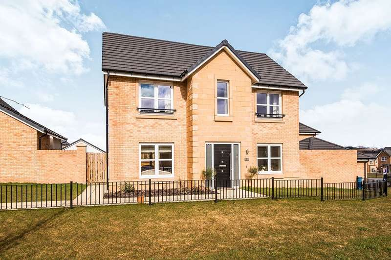 4 Bedrooms Detached House for sale in Wypers Place, Denny, FK6