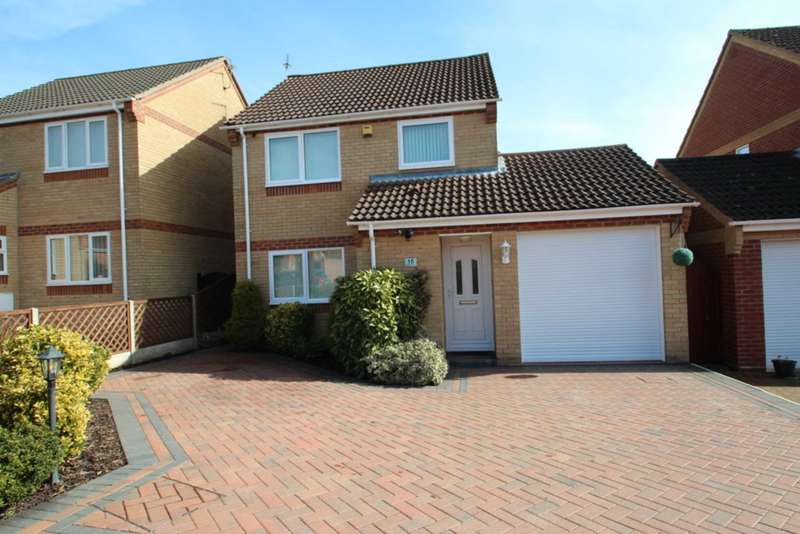 3 Bedrooms House for sale in Nursery Gardens, Blofield