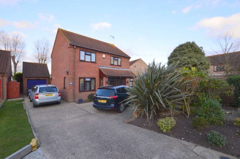4 Bedrooms Detached House for sale in Sea View Rise, Hopton