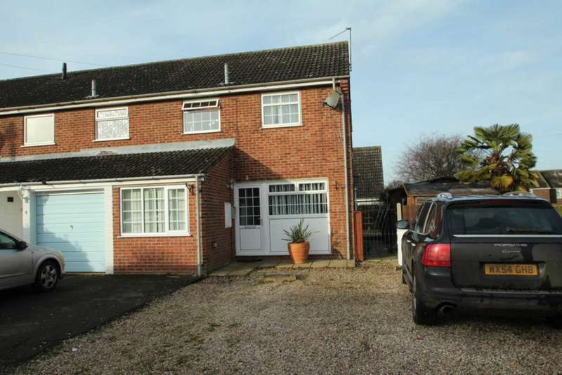 3 Bedrooms End Of Terrace House for sale in St Edmunds Road, Lingwood