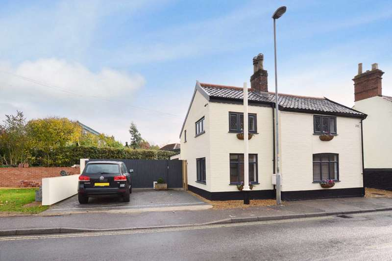4 Bedrooms Detached House for sale in Avenue Road, Wymondham