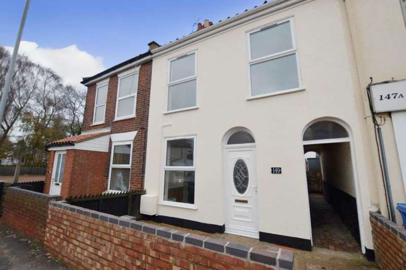 3 Bedrooms House for sale in Magdalen Road, Norwich