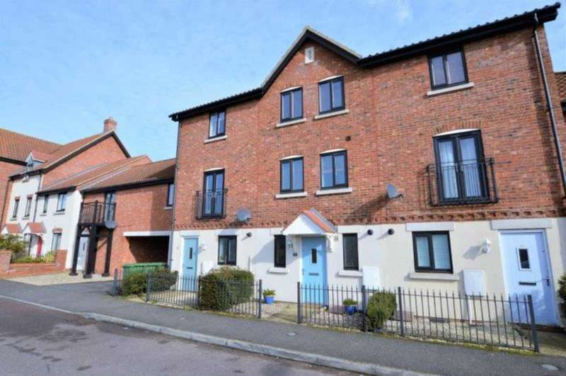 3 Bedrooms House for sale in Jasmine Walk, Cringleford