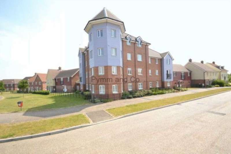 2 Bedrooms Apartment Flat for sale in Robin Court, Costessey