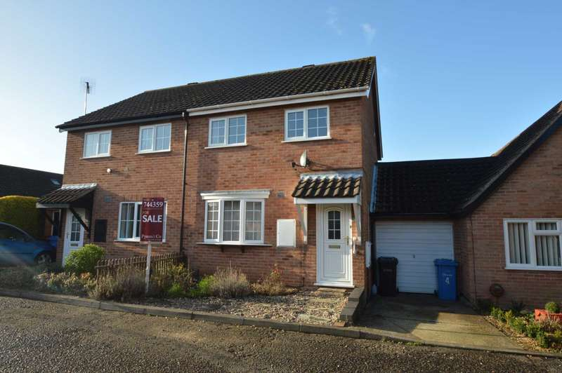 3 Bedrooms Semi Detached House for sale in Stylman Road, Norwich