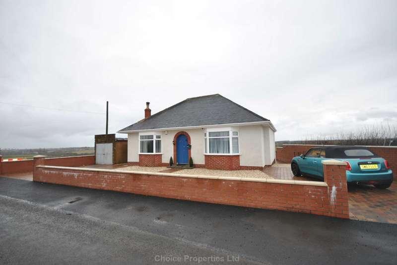 3 Bedrooms Detached Bungalow for sale in Croftdean Cottage, Knockentiber, KA2 0DJ