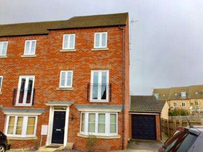 5 Bedrooms End Of Terrace House for sale in Sandpiper Way, Leighton Buzzard, Beds, Bedfordshire