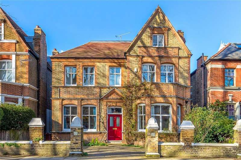 6 Bedrooms Detached House for sale in Barrowgate Road, Chiswick, London, W4
