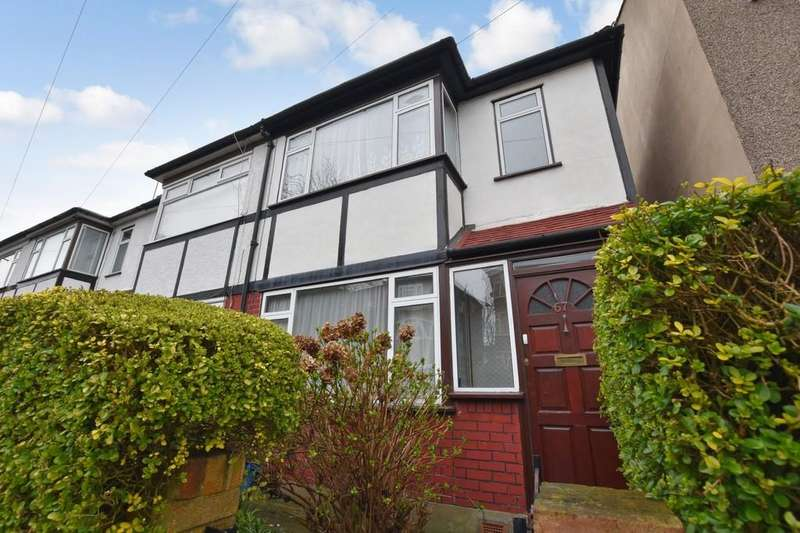 3 Bedrooms End Of Terrace House for sale in Prospect Road, Woodford Green