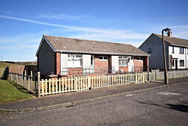 1 Bedroom Bungalow for sale in Forglen Road , Dalrymple , East Ayrshire, KA6 6DS