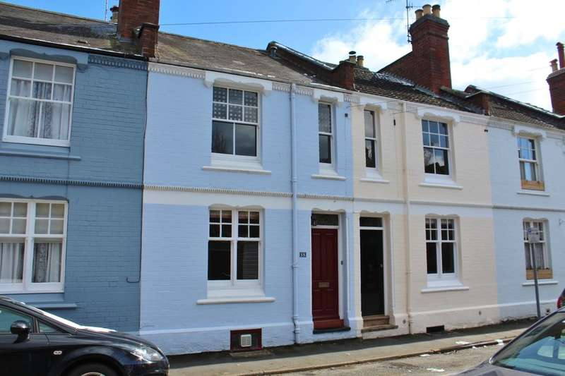 3 Bedrooms Terraced House for sale in Woodbine Street, Leamington Spa, CV32