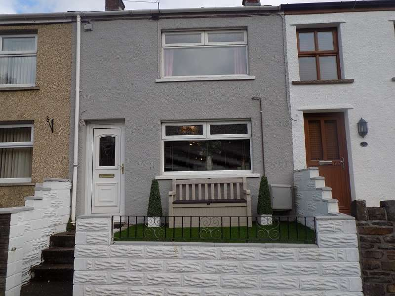 3 Bedrooms Terraced House for sale in Cerrig Llwydion , Pontrhydyfen, Port Talbot, Neath Port Talbot. SA12 9TT