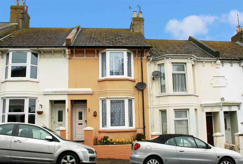 3 Bedrooms Terraced House for sale in Lawes Avenue, Newhaven