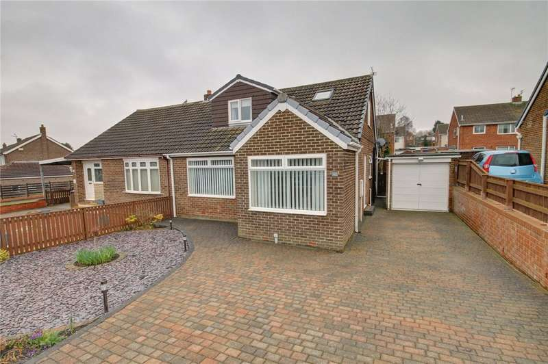 4 Bedrooms Semi Detached House for sale in Deans Walk, Gilesgate, Durham, DH1