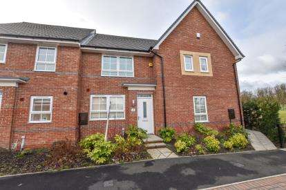 2 Bedrooms Terraced House for sale in Madron Close, Kenton, Newcastle Upon Tyne, Tyne and Wear, NE3