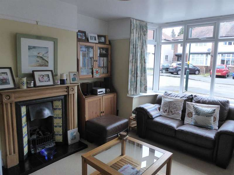 4 Bedrooms Semi Detached House for sale in Wentworth Park Avenue, Harborne, Birmingham, B17