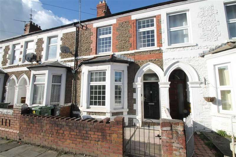 3 Bedrooms Terraced House for sale in Manor Street, Heath, Cardiff