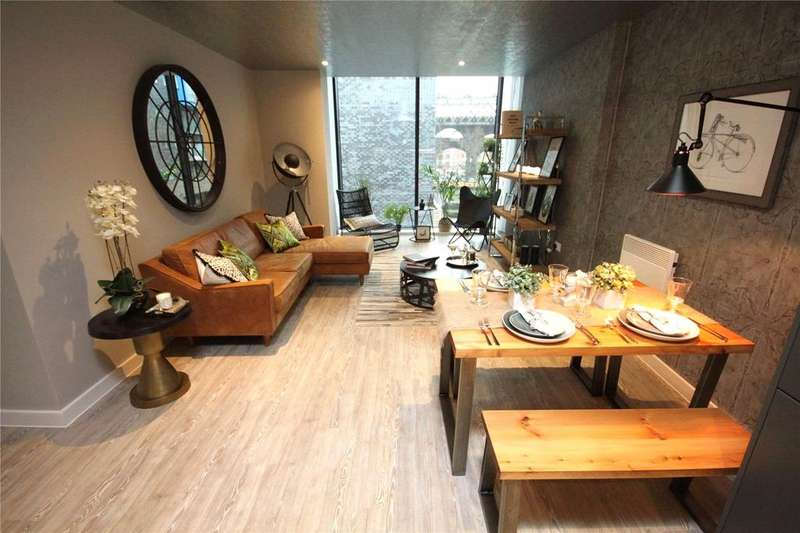 2 Bedrooms House for sale in Potato Wharf, Manchester, Greater Manchester, M3