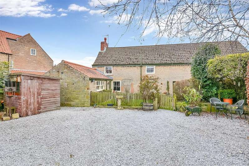 3 Bedrooms Cottage House for sale in Albert Street, Mansfield Woodhouse