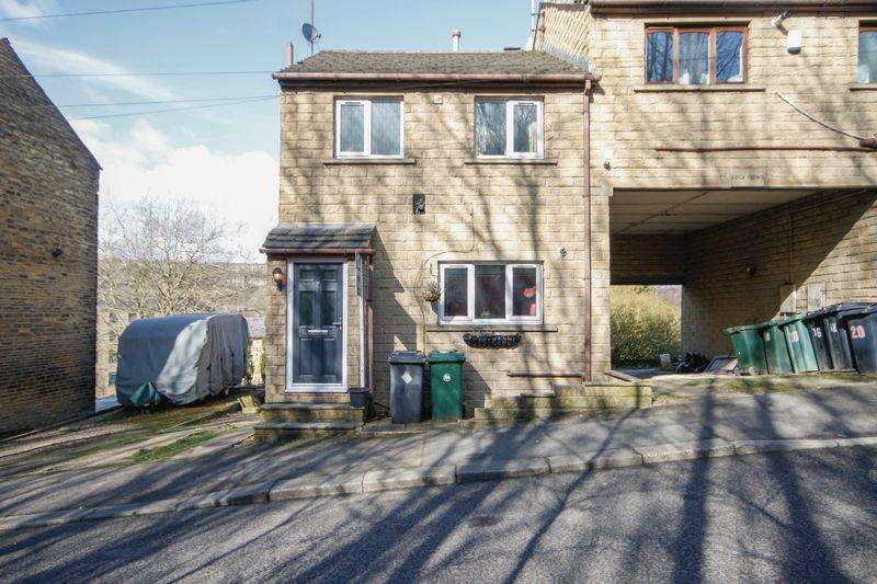 3 Bedrooms Terraced House for sale in Factory Lane, Huddersfield