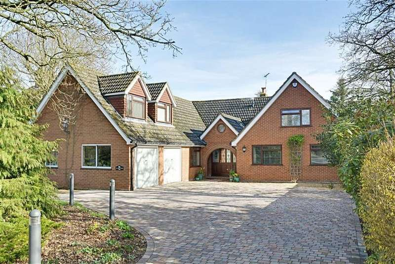 6 Bedrooms Detached House for sale in Sacombe Road, Bengeo, SG14