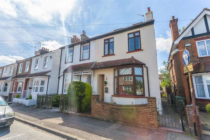 3 Bedrooms House for sale in Diceland Road, Banstead