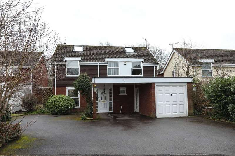 5 Bedrooms Detached House for sale in Harvington Road, Bromsgrove, B60