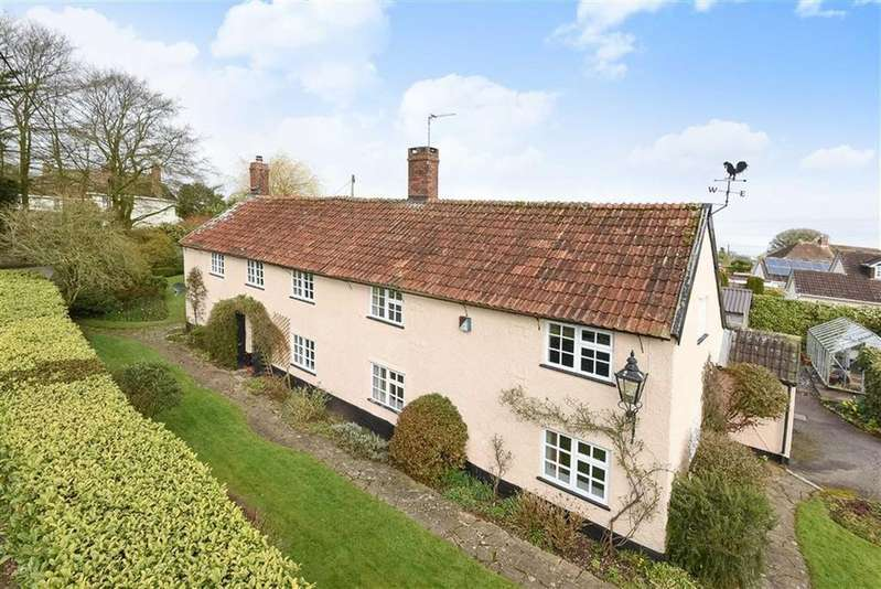 5 Bedrooms Detached House for sale in Colestocks, Honiton, Devon, EX14