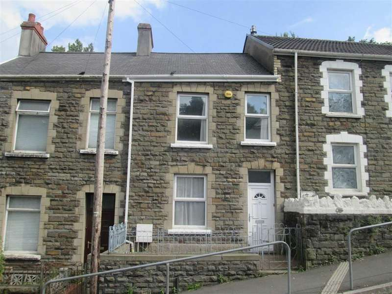 2 Bedrooms Terraced House for sale in Waun Wen Road, Swansea, SA1