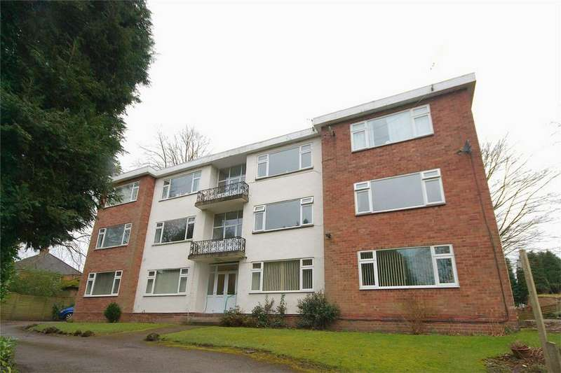 2 Bedrooms Flat for sale in 138 Clarence Road, Four Oaks, Sutton Coldfield, West Midlands